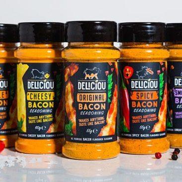 Deliciou Bacon multipack - 5 smaker!