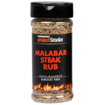 Malabar Steak Rub