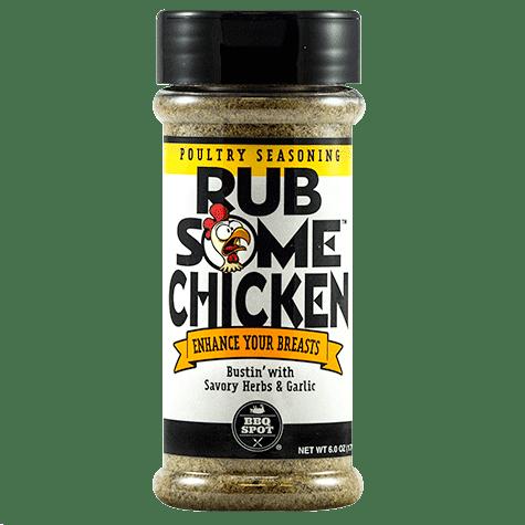 Old World´s - Rub Some Chicken